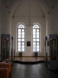 Колокольня Богоявленской церкви