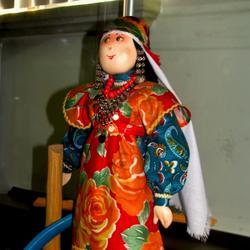 Кукла в татарском костюме. Майсара. 2002