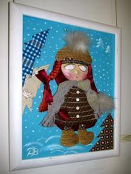 Пушистый снежок. 2009