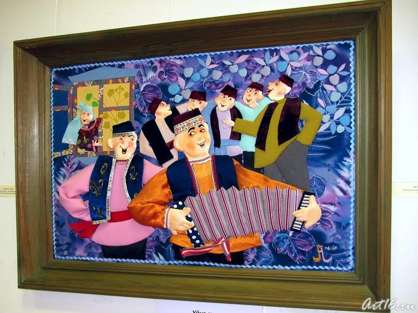 Фото №54580. Играй гармонь. 2003