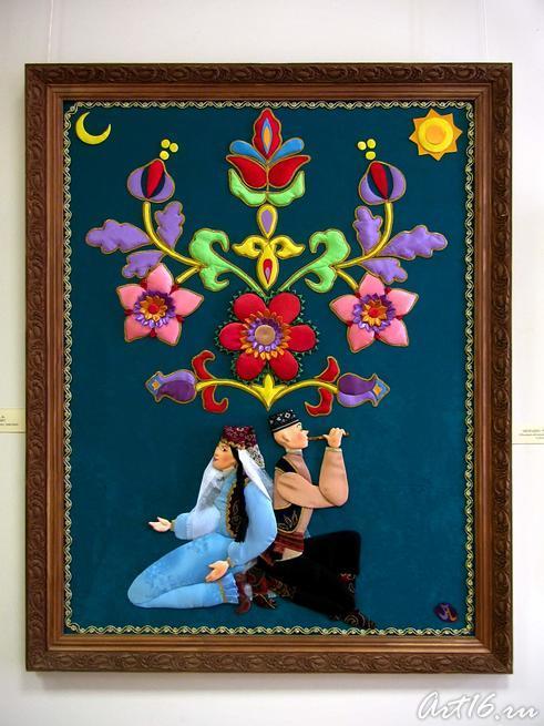 Моя татарстан своими руками