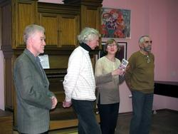 На открытии выставки «Татарстан — наш общий дом»