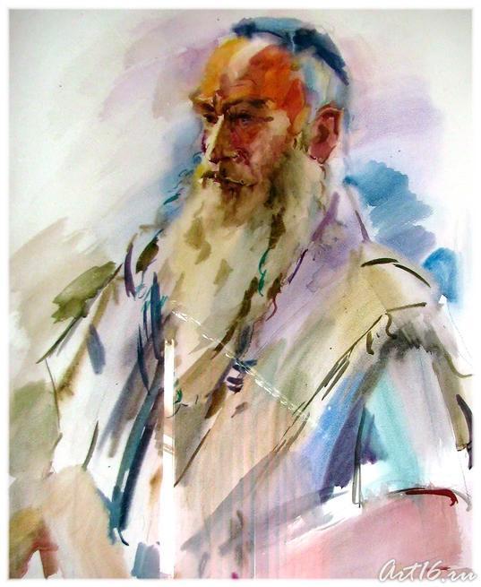Портрет старика. 2008::«Татарстан — наш общий дом»