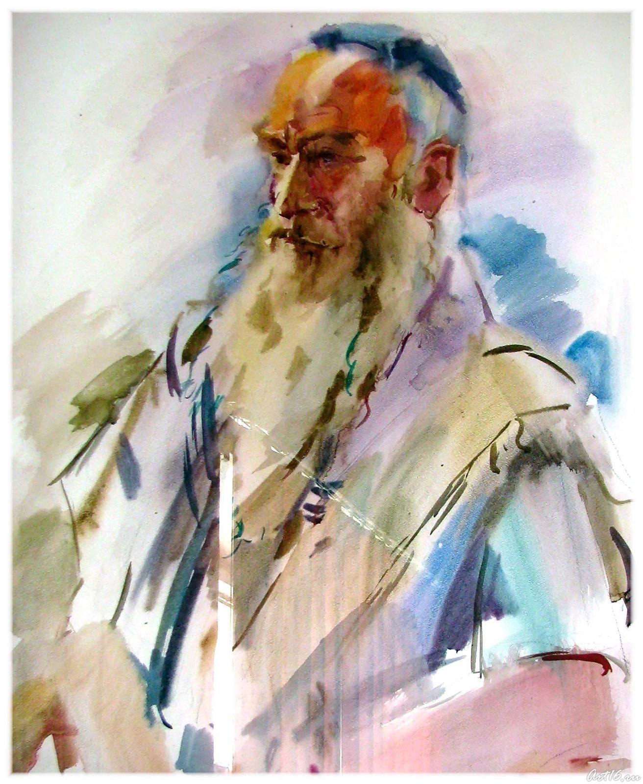 Фото №54646. Портрет старика. 2008