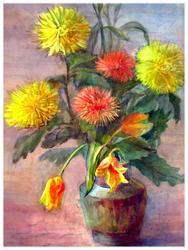 Цветы. 2008