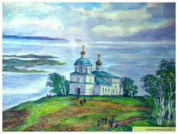 Остров Свияжск. 2003