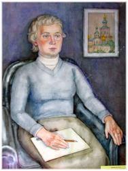 Художник Зуева Татьяна Андреевна, 1998
