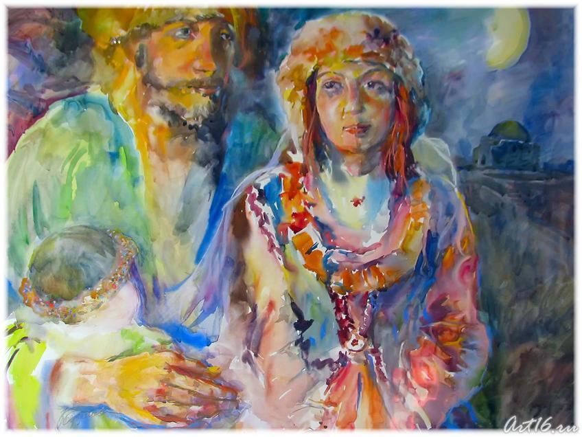 В пути. 2009::«Татарстан — наш общий дом»