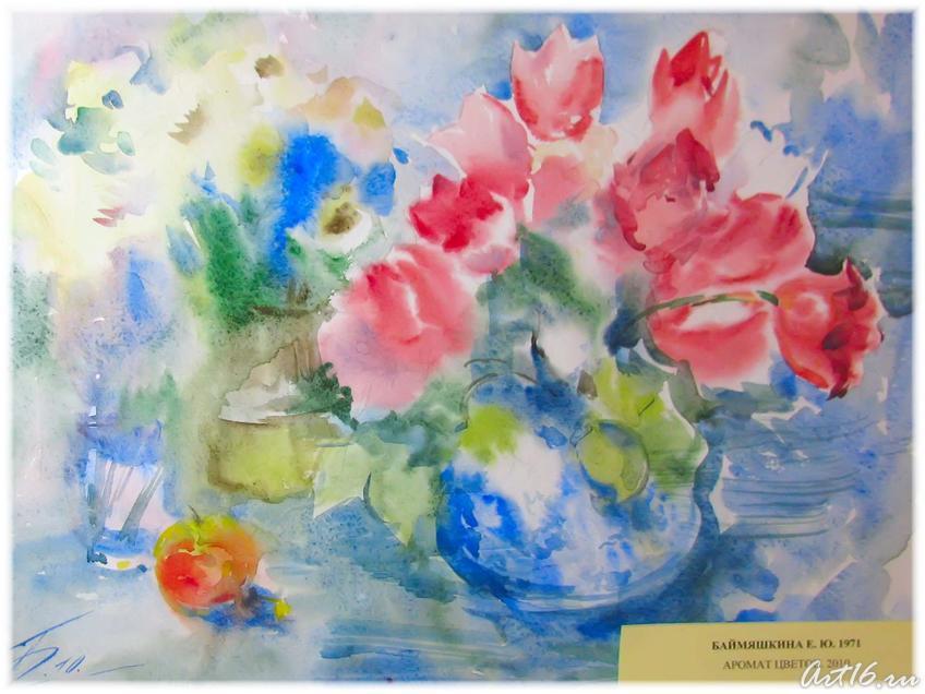 Фото №54784. Аромат цветов. 2010
