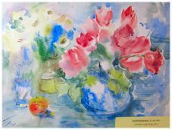 Аромат цветов. 2010