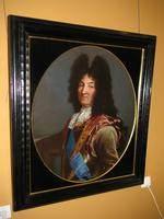 Портрет Людовика XIV, ГИАЦИНТ-ФРАНСУА-ОНОРЕ РИГО-И-РОС (РИГО)