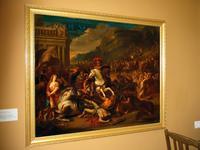 Сражение римлян и сабинян