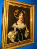 Портре Марии-Вмрджинии Боргезе-Киджи, принцессы Фариезе
