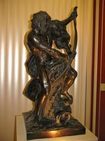 Воин, натягивающий лук (Одиссей)