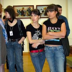 Студенты казанских ВУЗов