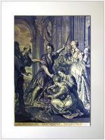 Ахилл среди дочерей Ликомеда с картины Питера Пауля Рубенса