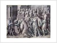 Поклонение Волхвов. 1513