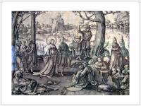 Мирские радости Марии Магдалины (Танец Магдалины). 1519