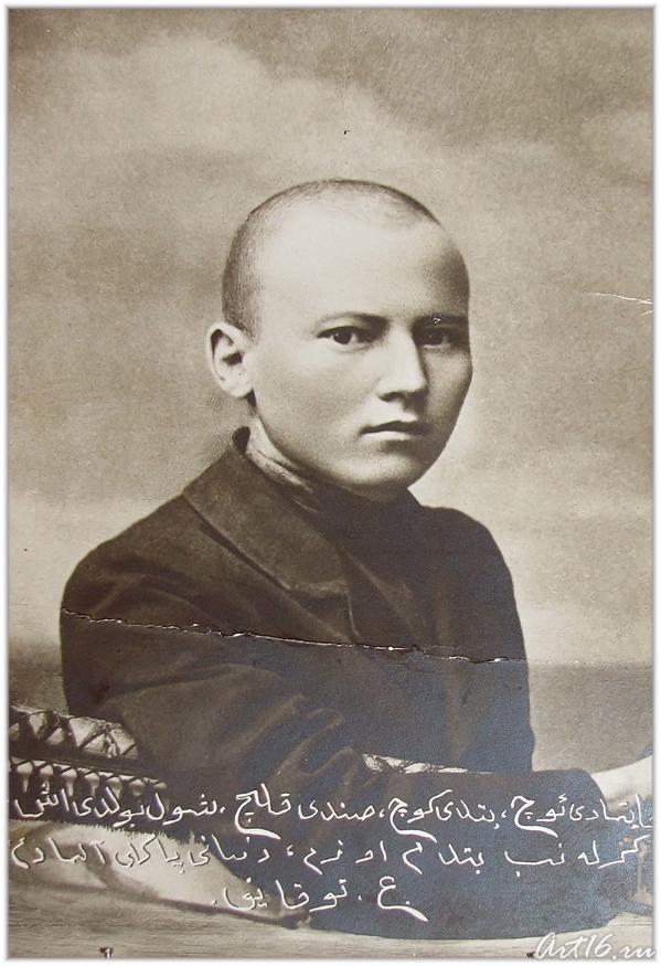 Фото №55840. Г.Тукай. 1913