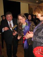 В.Матвеев, Н.Серебряная, З. Валеева