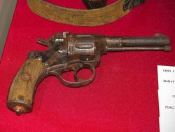 Пистолет-пулемет системы Судаева образца 1943 года (ППС-43), 1945