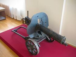 Пулемет системы Максима станковый, образца 1910 года