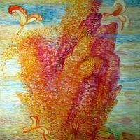 Белогривые лошадки. 2002