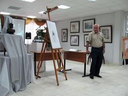 Гурам Доленджашвили на творческой встрече с