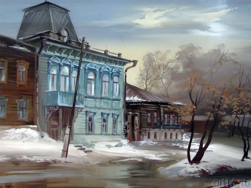 Фото №57744. Казань. Ул. Низенькая