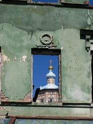 Гостиница Казань 1842—2010. арх Петонди.