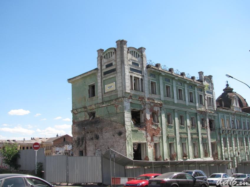IMG_7169.jpg::Гостиница Казань 1842—2010. арх Петонди.