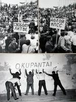 1989 г. Литовские страсти