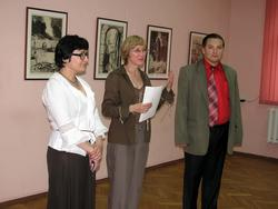 Р.Нургалеева, О. Улемнова и представитель еврейской общины