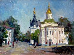 Церковь в Костроме