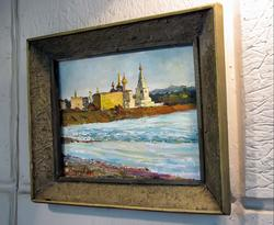 Иркутск. Вид с  Ангары