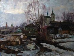 Весна в Переславле