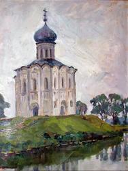Покрова на Нерли церковь