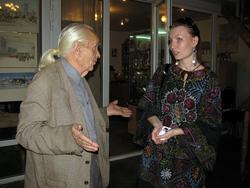 Владимир Кочунов, Анастасия Бузунеева