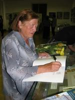 Ирина Колмогорцева. Автограф