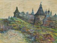 Соловки. 2008