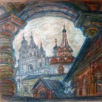 Саввино-Сторожевский монастырь. 2008