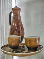 Набор керамический. 1970