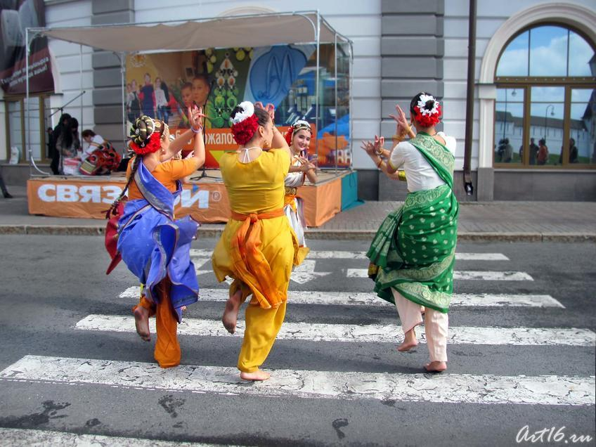 Концерте ʺВосток — дело тонкоеʺ::День Республики Татарстан и День города
