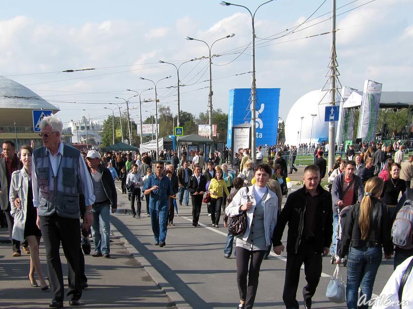 Фото №59051. Прогулка по праздничной Казани