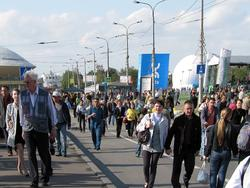 Прогулка по праздничной Казани