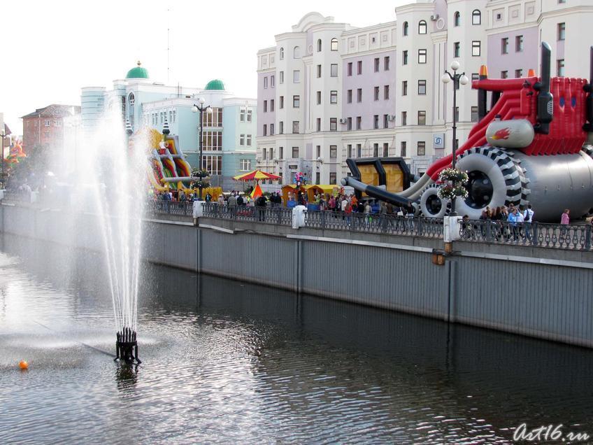 На Булаке::День Республики Татарстан и День города