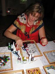 Мастер-класс Татьяны Пашагиной