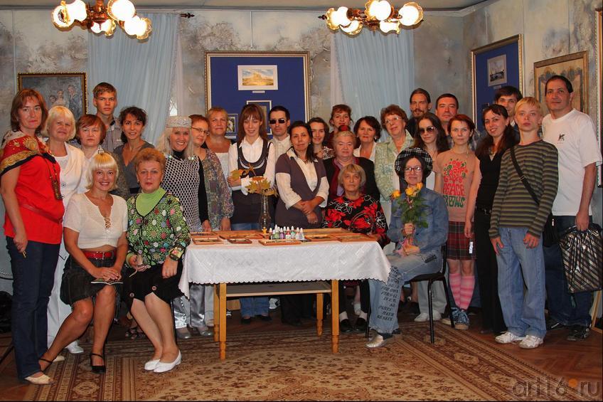 Фото №59322. Открытие 14 сезона ''Белой вороны''