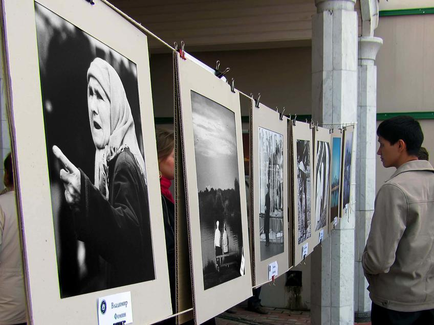 Фото №59637. Выставка казанских фотопередвижников «Казань и казанцы»
