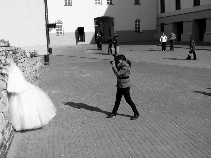 Фото №59662. Раздолье для свадебных фотографов